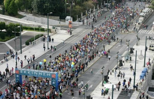 Ημιμαραθώνιος Αθήνας 2017