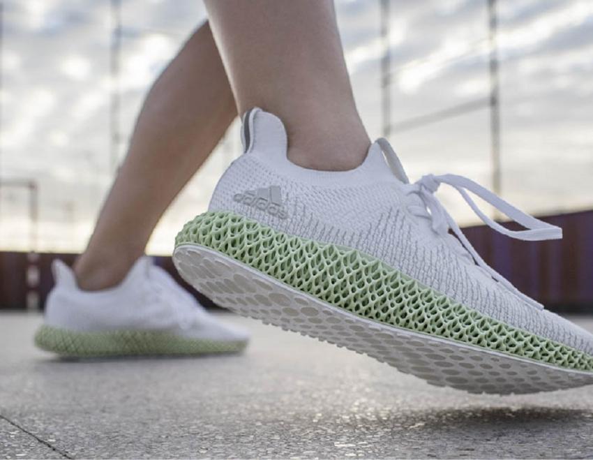 ΔΕΛΤΙΟ ΤΥΠΟΥ - Η adidas 4D επαναπροσδιορίζει το τρέξιμο στην προπόνηση σου με το ολοκαίνουριο ALPHAEDGE 4D