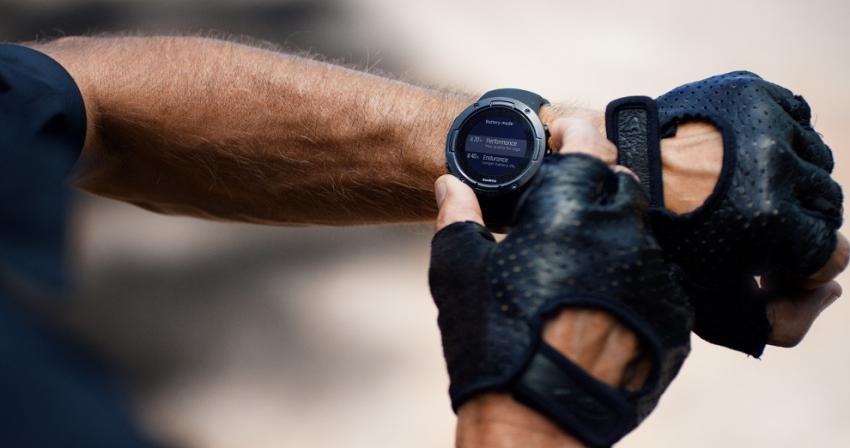 ΔΕΛΤΙΟ ΤΥΠΟΥ - Το νέο Suunto 5 GPS Sports Watch προορίζεται για υψηλές επιδόσεις