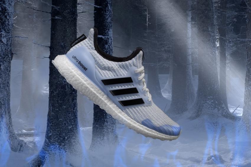 WINTER IS HERE! Η adidas ανακοινώνει τη συνεργασία της με το GAME OF THRONES® και παρουσιάζει έξι limited-edition Ultraboost εμπνευσμένα από τη θρυλική σειρά