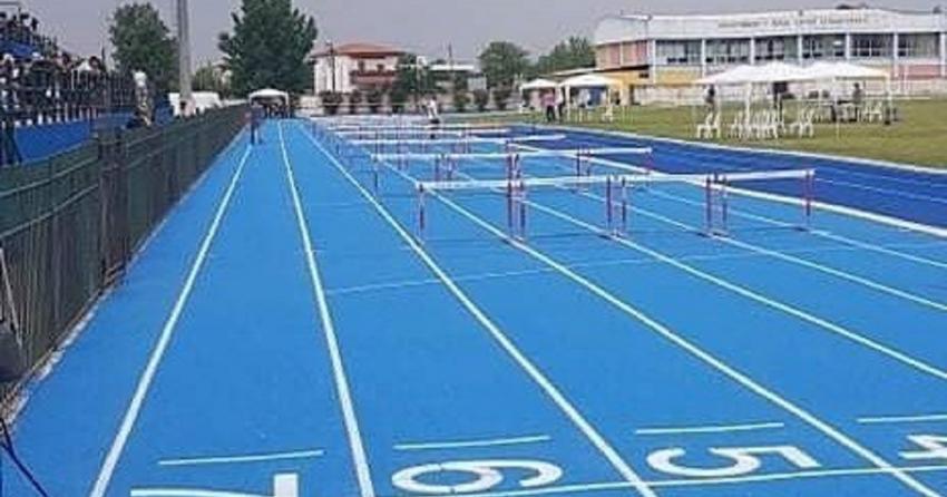 15 μετάλλια για τους Βεροιώτες αθλητές στο Διασ/κό Πτωτάθλημα στίβου ανδρών - γυναικών