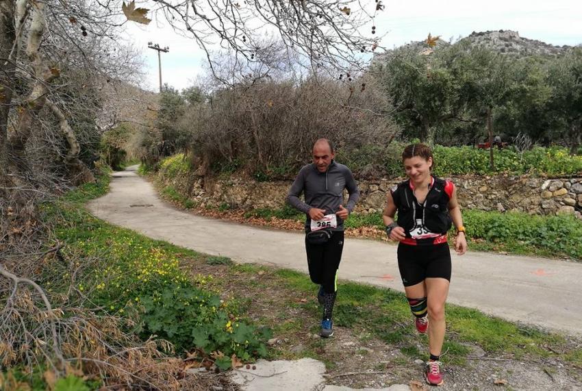 """1ος Ορεινός Αγώνας Παλαιοχώρας """"Κροκόδειλος Trail"""" - Αποτελέσματα"""