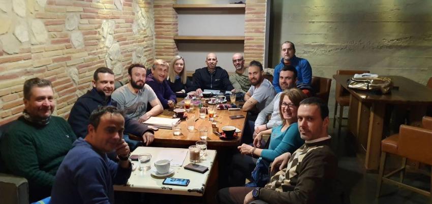 ΔΕΛΤΙΟ ΤΥΠΟΥ - Συγκροτήθηκε η οργανωτική επιτροπή του επετειακού 13ου Ημιμαραθωνίου Καλαμπάκα-Τρίκαλα Θανάσης Σταμόπουλος του αγώνα των 5 χλμ. καθώς και του παιδικού αγώνα
