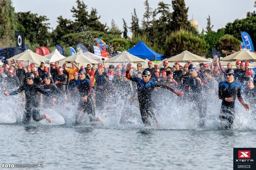 ΔΕΛΤΙΟ ΤΥΠΟΥ - Άνοιξαν οι εγγραφές για το 7ο XTERRA Greece Championship