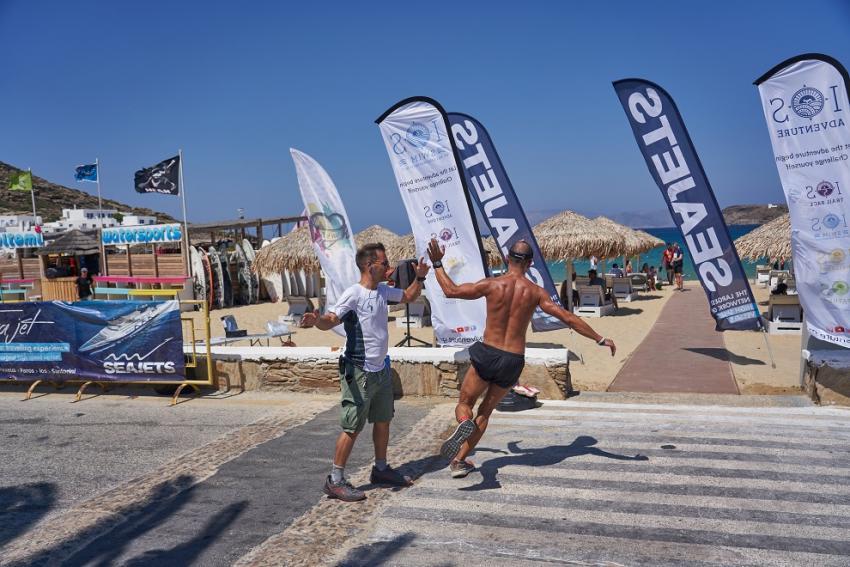 Νέοι αγώνες ορεινού τρεξίματος, κολύμβησης και aquathlon στο Ios Adventure