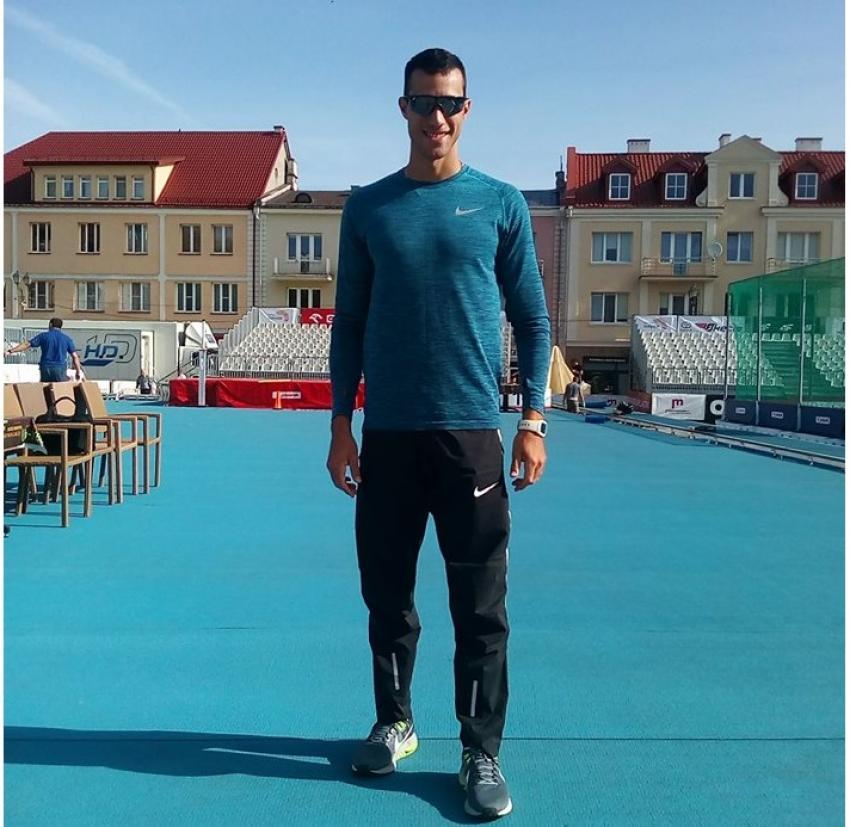 Ο Φιλιππίδης συνέχισε με άλμα στα 5,45 μέτρα