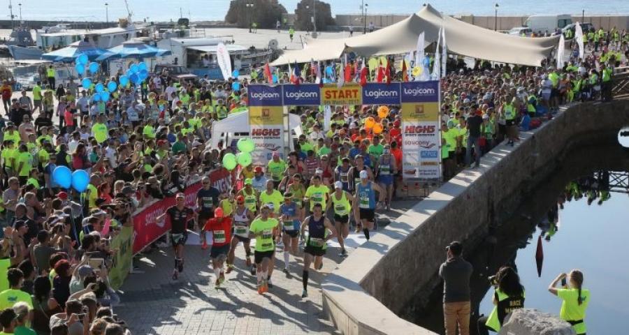 20th Logicom Cyprus Marathon