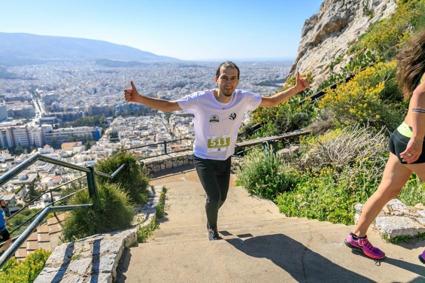ΔΕΛΤΙΟ ΤΥΠΟΥ - Τα επίσημα αποτελέσματα του 5ου Lycabettus Run στον αέρα!