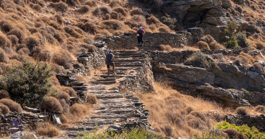 Το 5o Andros Trail Race έρχεται στις 25 & 26 Σεπτεμβρίου. Οι εγγραφές άνοιξαν !