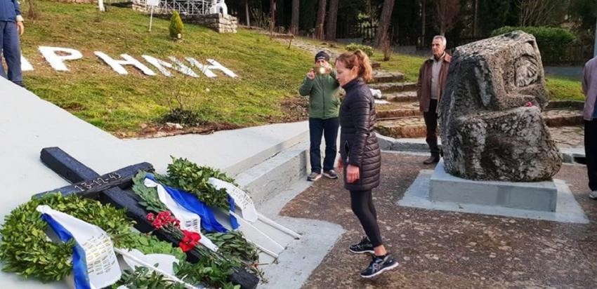 ΔΕΛΤΙΟ ΤΥΠΟΥ - Δρόμος Θυσίας Καλαβρύτων 2018 | Ο ΣΔΥ Πειραιά τίμησε με την παρουσία την μνήμη των εκτελεσθέντων