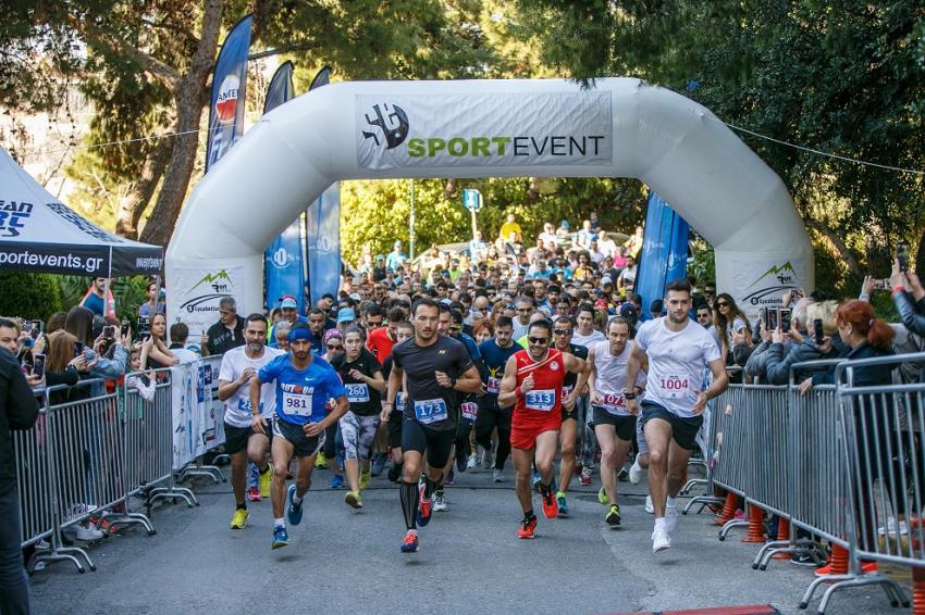 ΔΕΛΤΙΟ ΤΥΠΟΥ - Το 6ο Lycabettus Run ανοίγει φτερά για το εξωτερικό!!