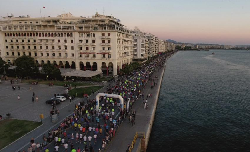 ΔΕΛΤΙΟ ΤΥΠΟΥ - Ο Σύλλογος Ελλήνων Ολυμπιονικών συμμετέχει δυναμικά στον 8ο Διεθνή Νυχτερινό Ημιμαραθώνιο Θεσσαλονίκης - Dole