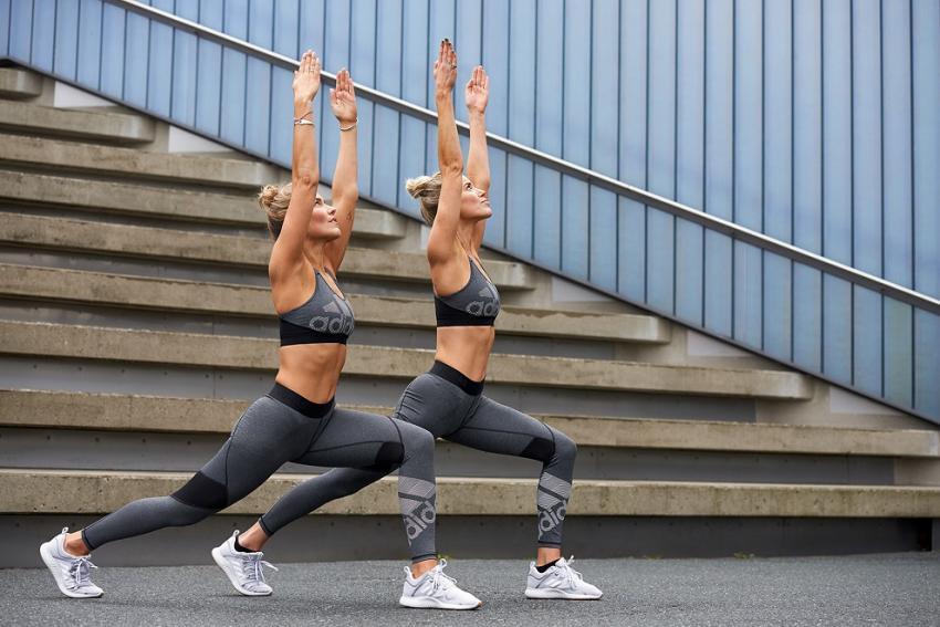 ΔΕΛΤΙΟ ΤΥΠΟΥ - Οι adidas Women και η INTERSPORT σε προσκαλούν στα exclusive FITSENSE EVENTS, αποκλειστικά για γυναίκες