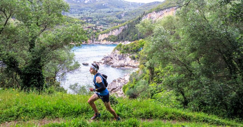 Στις 15 Μαΐου κλέινουν οι εγγραφές για το Corfu Mountain Trail