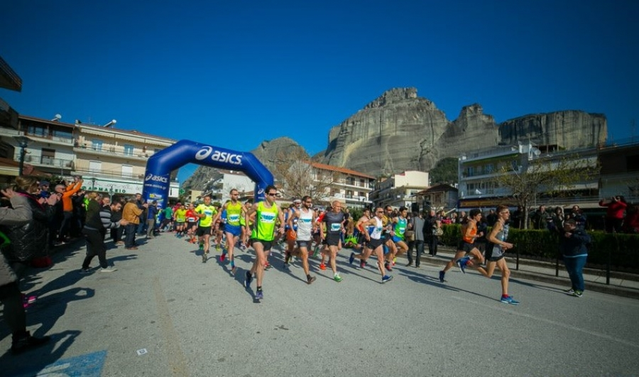 11ος Επετειακός Ημιμαραθώνιος Δρόμος Καλαμπάκα - Τρίκαλα - Αποτελέσματα