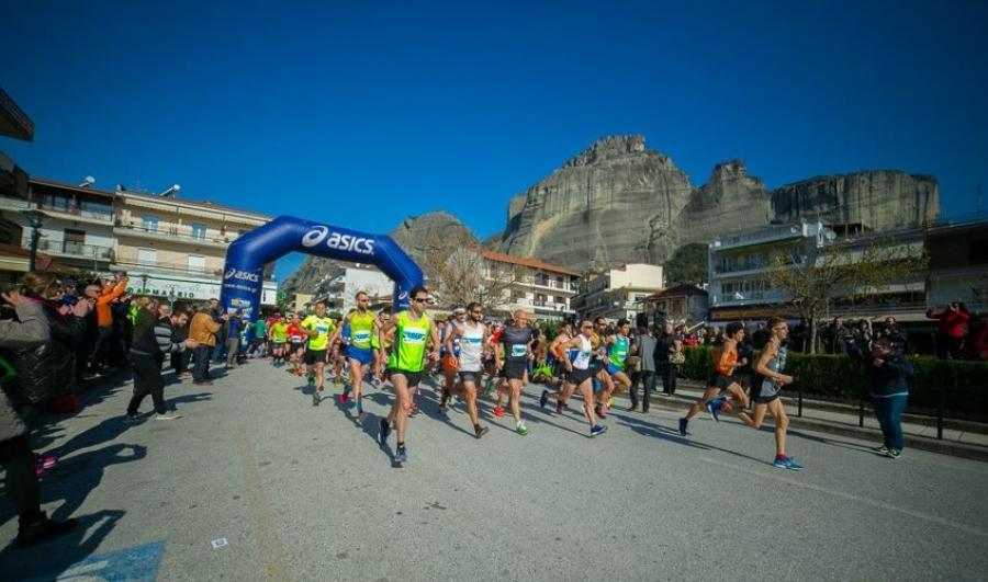 11ος Επετειακός Ημιμαραθώνιος Δρόμος Καλαμπάκα - Τρίκαλα