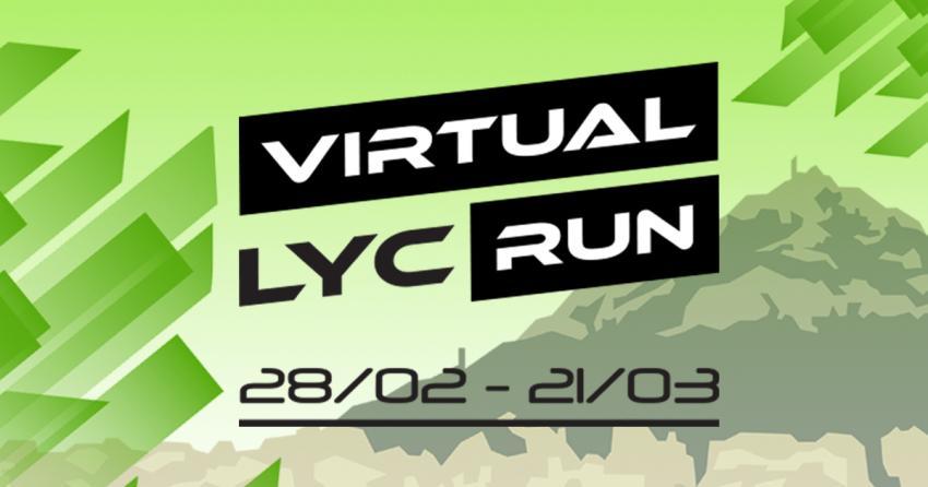 Έρχεται το Virtual Lyc Run