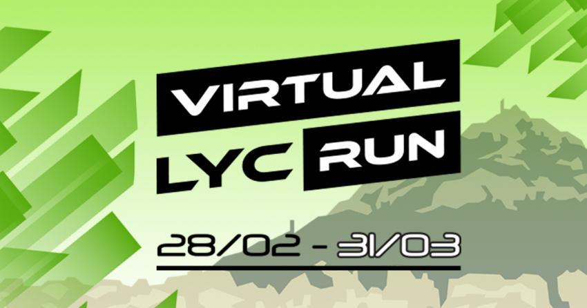 Τα Αποτελέσματα του Virtual Lyc Run