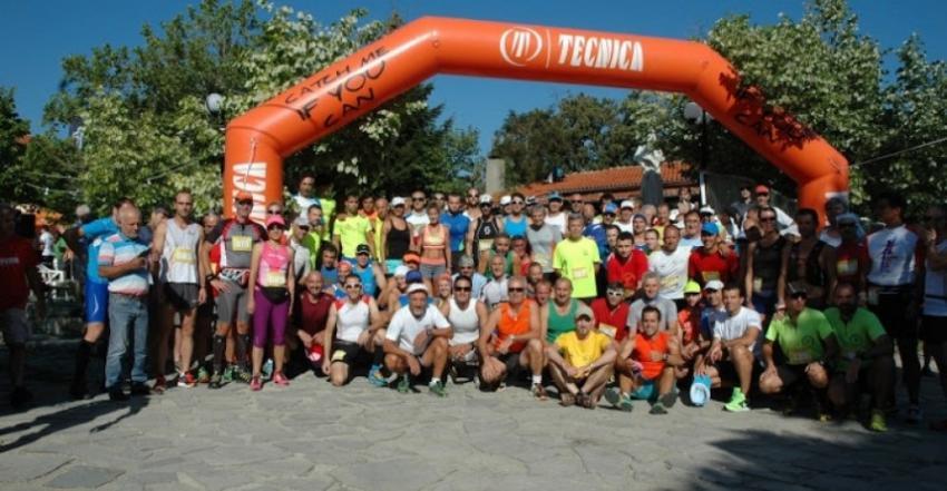 11ος Ορεινός Αγώνας Ναμάτων  Δρασκελισμός Άσκιου-Σινιάτσικου Όρους, 21 χλμ - Αποτελέσματα