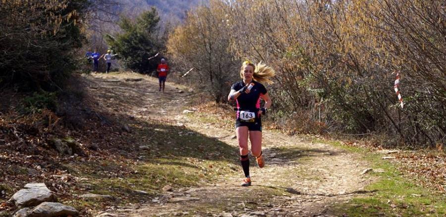 8ος Χορτιάτης Trail Run 2018