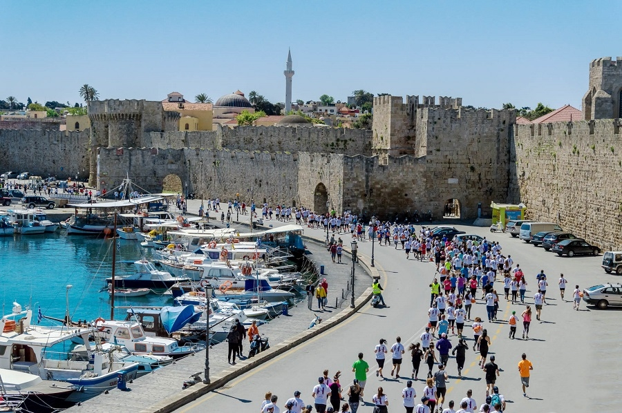 Roads to Rhodes Marathon 2018