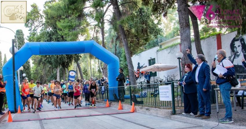 Ο Καλύβας νίκησε με 36:26 στο δρόμο των Μικρασιατών