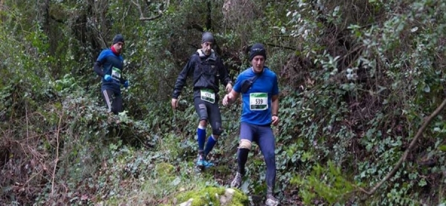 Corfu Mountain Trail 2018