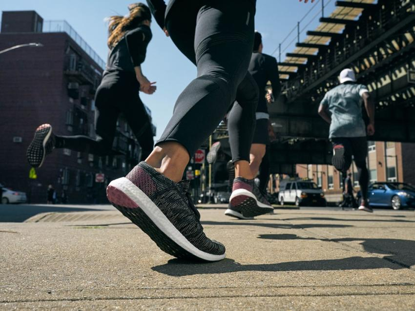 ΔΕΛΤΙΟ ΤΥΠΟΥ - Η adidas αποκαλύπτει το νέο running παπούτσι PureBOOST GO, ειδικά σχεδιασμένο για urban διαδρομές